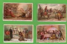 RARE 1884 Shakespeare Peak Frean Victorian trade cards